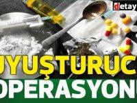 Mağusa'da uyuşturucu operasyonu!