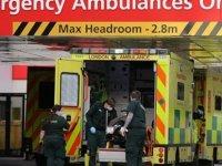 İngiltere'de Son 24 Saatte 57 Bin 725 Kovid-19 Vakası Tespit Edildi
