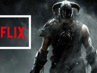 Netflix'in Sıradaki Oyun Uyarlaması The Elder Scrolls Olacak İddiası