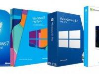 Windows İşletim Sistemlerinin Popülerlik Oranları Belli Oldu