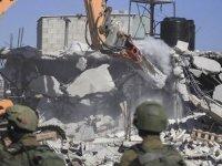 İsrail insan hakları kuruluşu: İsrail 2020'de Filistinlilere ait 729 yapıyı yıktı