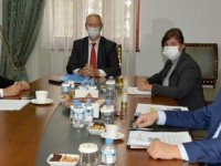 Cumhurbaşkanlığı Maraş Açılım Komitesi İlk Toplantısını Gerçekleştirdi