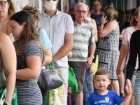 Avustralya'da bir kişide mutasyon görüldü, kentte üç günlük kısıtlama kararı alındı