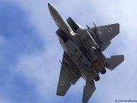İsrail Suriye'nin doğusuna hava operasyonu düzenledi