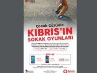 """Çocuk gözüyle, """"Kıbrıs'ın sokak oyunları"""" fotoğraf yarışması için başvurular devam ediyor."""