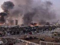 Beyrut'taki dev patlama Suriyeli iş adamlarıyla bağlantılı