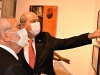 Cumhurbaşkanı Tatar Dr. Fazıl Küçük Müzesini Ziyaret Etti