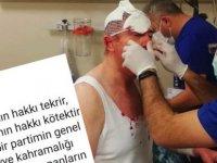 MHP teşkilatından saldırıya uğrayan Selçuk Özdağ için paylaşım: Yapanların eline sağlık!