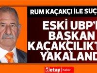 Eski UBP Belediye başkanı askeri yasak bölgede suçüstü yakalandı