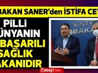 Saner'den Pilli'nin istifa edeceği iddialarına yanıt