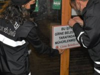 Girne Belediyesi, son gülerde artan yerel vakalar nedeniyle Covid-19 önlemleri ile ilgili denetimlerini arttırdı