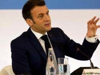 """Macron, """"Fransa İslamı"""" beyannamesinden memnun"""