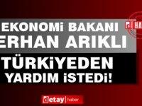 Arıklı Türkiye'den yardım istedi