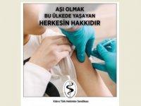 """TIP-İŞ: """"Aşı Olmak Bu Ülkede Yaşayan Herkesin Hakkıdır"""""""