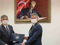 LAÜ ile Sivil Savunma Teşkilatı Başkanlığı arasında iş birliği protokolü imzalandı