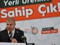 """Kıbrıs Türk Sanayi Odası, """"Yerli Üretime Sahip Çık"""" Kampanyası Başlattı"""