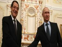 Anastsiadis ile Putin görüşecek