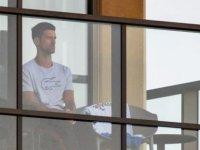 Avustralya'da 72 tenisçi günlerdir karantinada; Djokovic'ten açıklama geldi