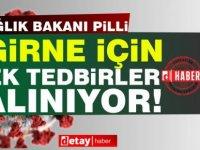 """Pilli: """"Girne'deki vaka artışıyla ilgili çalışma yaptık"""""""