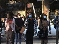 Afrika'da Kovid-19 salgınına karşı aşılama süreci mart ayında başlayacak