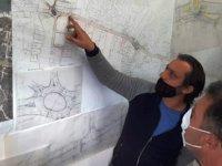 Başbakan Saner yapımı devam eden Girne –Alsancak yolu 1. Etap projesinde incelemede bulundu