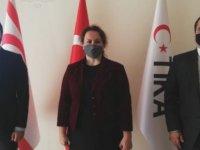 Yakın Doğu Üniversitesi Yakın Doğu Enstitüsü, Türk İşbirliği ve Kalkınma Ajansı'na (TİKA) Nezaket Ziyareti Gerçekleştirdi.