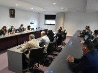 Girne Belediyesi ve Girne Kaymakamlığı Artan Vakalar Nedeniyle Casino Yöneticileri alınacak tedbirleri görüştü