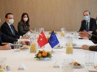 Avrupa Birliği ile Türkiye arasında uzun zamandan beri görülmeyen sıcak temaslar yaşanıyor