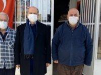 Cumhurbaşkanı Ersin Tatar Balıkesir köyüne ziyarette bulundu