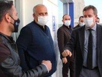 Ekomomi Bakanı Arıklı, Alayköy Sanayi bölgesini ziyaret etti