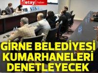Girne Belediyesi Kumarhaneleri denetleyecek