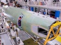 Airbus'ta 500 işçi karantina altına alındı