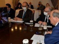 Tatar- Guterres görüşmesi tamamlandı