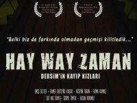 Alevi Kültür Merkezi'nden 'Dersim' belgeseli