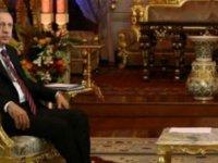 Erdoğan: Bizi sarayların içinde sefa süren olarak göstermeye çalışıyorlar