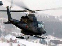 Tatvan'da askeri helikopter düştü; 9 asker şehit oldu, 4 asker yaralandı