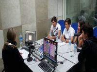Amerikan Kolej öğrencileri Radyo Güven'de