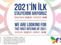 Kuir Kıbrıs Derneği 2021'in ilk Stajyerini Arıyor