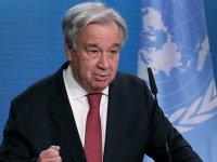 BM Genel Sekreteri 5'li Konferansa Hazırlanıyor