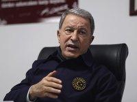 """Akar: """"Kıbrıs Türkiye'nin Milli Davası; Adada  İki Devletli Bir Yapı Artık Şart"""""""
