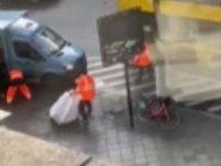 Berlin'de Para Nakil Aracı Kar Maskeli 4 Kişi Tarafından Soyuldu