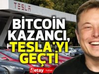 Elon Musk'ın Bitcoin kazancı, Tesla satışlarından elde ettiği kazancı geçti