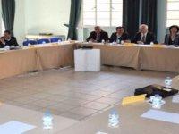 Kıbrıs Türk Ve Kıbrıs Rum Siyasi Partiler Çevrimiçi Toplantı Yaptı