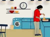 Çin'de koca boşandığı eşine yaptığı ev işleri için tazminat ödeyecek