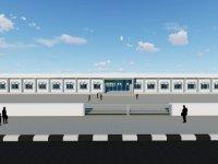 Yakın Doğu'nun inşa edeceği 6 okuldan ilki Yenikent'e inşa edilecek