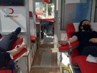 Mağusa'da bağışçılara antikor testi yapıldı