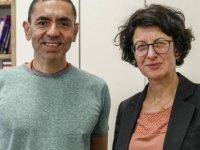 Almanya'da Koronavirüs aşısı geliştiren Prof. Dr. Uğur Şahin ve Dr. Özlem Türeci'ye liyakat nişanı verilecek