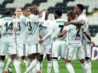 Beşiktaş'tan Denizlispor'a gol yağmuru