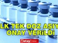CDC'den Johnson & Johnson'ın corona aşısına şartlı onay