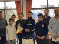 Teniste Bilgi Yarışması Tamamlandı Ödüller Verildi
